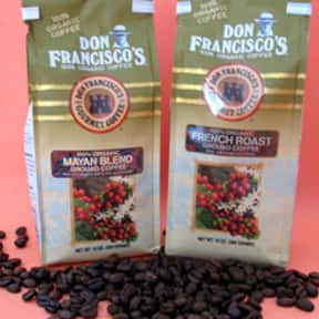 Don Francisco's is listed (or ranked) 19 on the list The Best Organic Coffee Brands