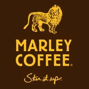 Marley Coffee is listed (or ranked) 3 on the list The Best Organic Coffee Brands