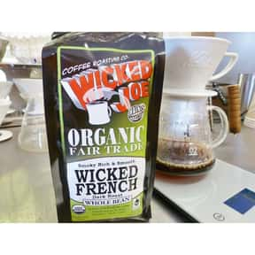 Wicked Joe is listed (or ranked) 14 on the list The Best Organic Coffee Brands