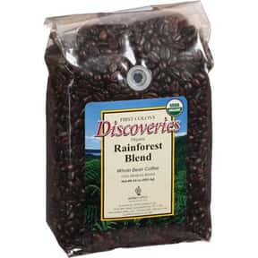 First Colony Discoveries is listed (or ranked) 20 on the list The Best Organic Coffee Brands