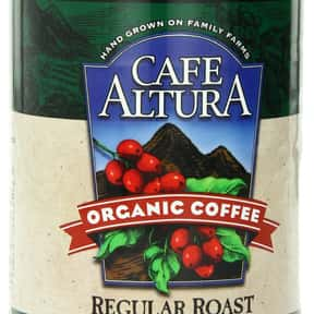 Cafe Altrua is listed (or ranked) 10 on the list The Best Organic Coffee Brands