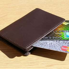 Wallet is listed (or ranked) 1 on the list Things in Your Purse Right Now