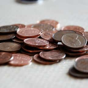 Loose Change is listed (or ranked) 5 on the list Things in Your Purse Right Now