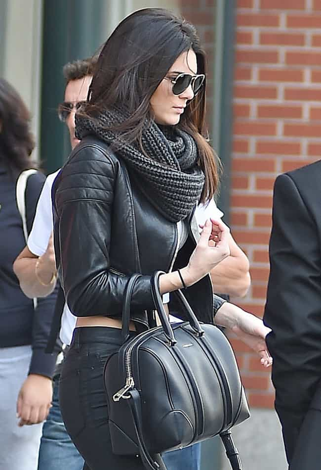 Givenchy Lucrezia Bag is listed (or ranked) 6 on the list Hottest Celebrity Handbags