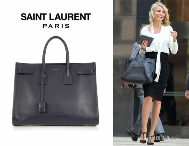 Saint Laurent Sac De Jour Tote Is Listed Or Ranked 4 On The List