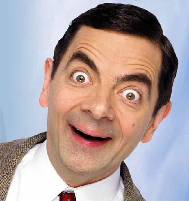 O Is Listed Or Ranked On The List Mr Beans Funniest