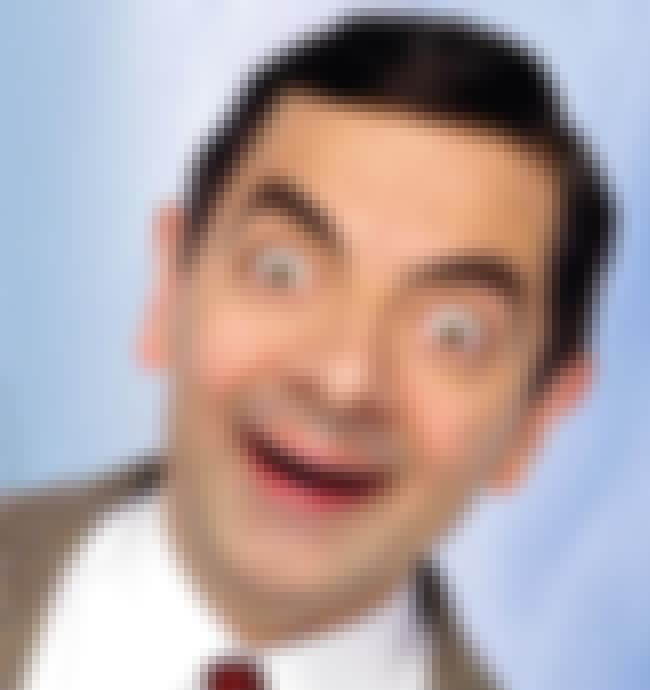 Hello! is listed (or ranked) 2 on the list Mr. Bean's Funniest Faces