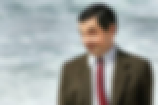 Qui. is listed (or ranked) 4 on the list Mr. Bean's Funniest Faces