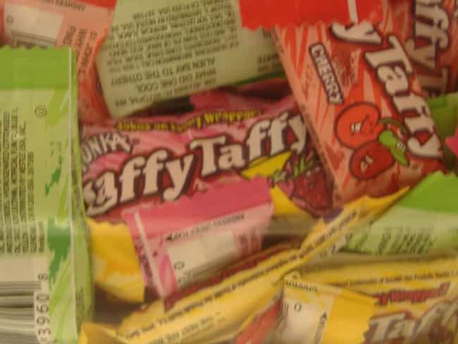 How Do You Get A Baby Al... is listed (or ranked) 2 on the list Laffy Taffy Jokes