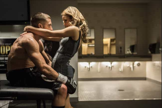You Can't Fight Like That Anym... is listed (or ranked) 2 on the list Southpaw Movie Quotes