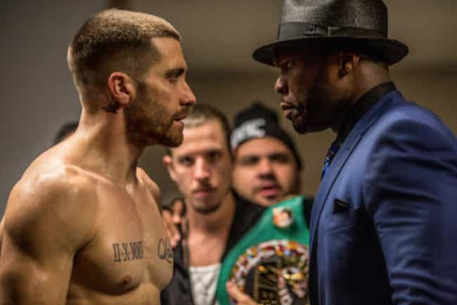 I'll Give You My Everything is listed (or ranked) 4 on the list Southpaw Movie Quotes