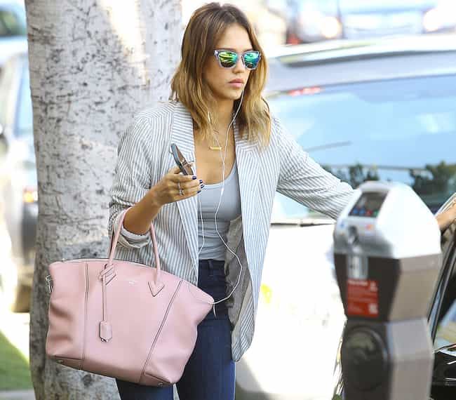 Louis Vuitton Soft Locki... is listed (or ranked) 3 on the list Hottest Celebrity Handbags