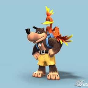 Banjo & Kazooie is listed (or ranked) 2 on the list The Best Nintendo 64 Characters