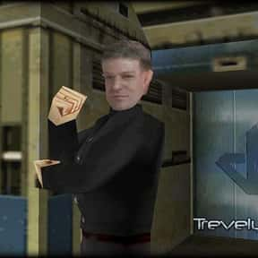 Alec Trevelyan is listed (or ranked) 23 on the list The Best Nintendo 64 Characters