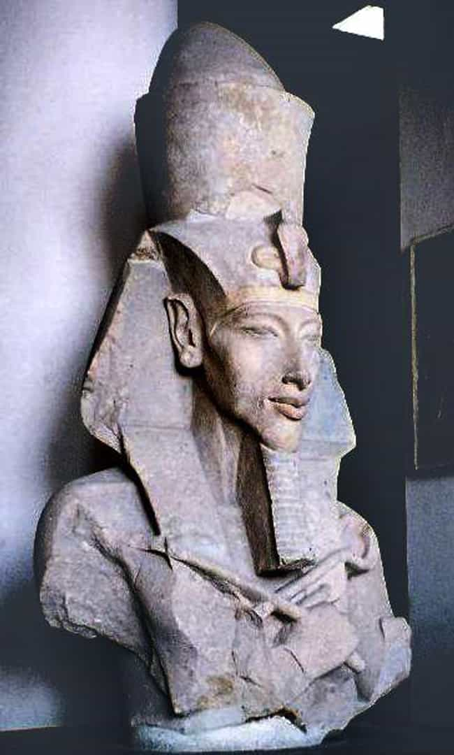 The Basic Facts is listed (or ranked) 1 on the list 21 Weird Facts About King Tut