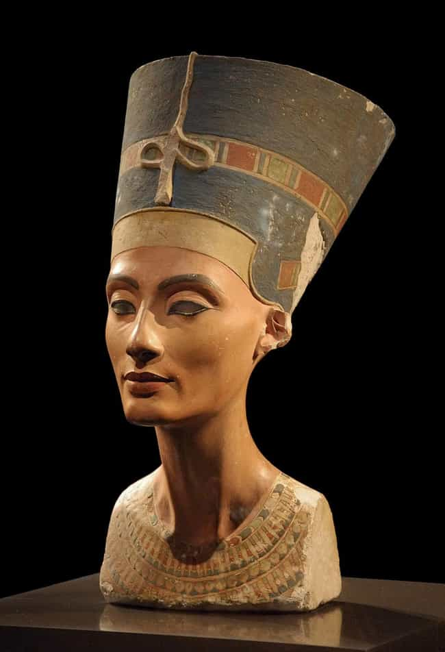 His Mother's Identity is... is listed (or ranked) 4 on the list 21 Weird Facts About King Tut