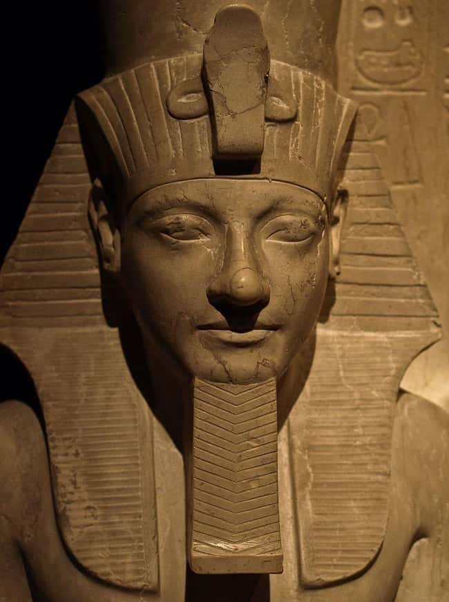 Tut's Successors Purged Hi is listed (or ranked) 14 on the list 21 Weird Facts About King Tut