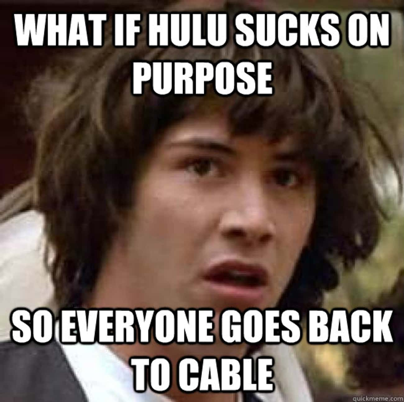 Cable TV Is Quite Possibly Beh is listed (or ranked) 2 on the list 19 Reasons Why Cable TV Is Awful