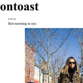 Fashion Toast is listed (or ranked) 15 on the list The Best Women's Fashion Blogs