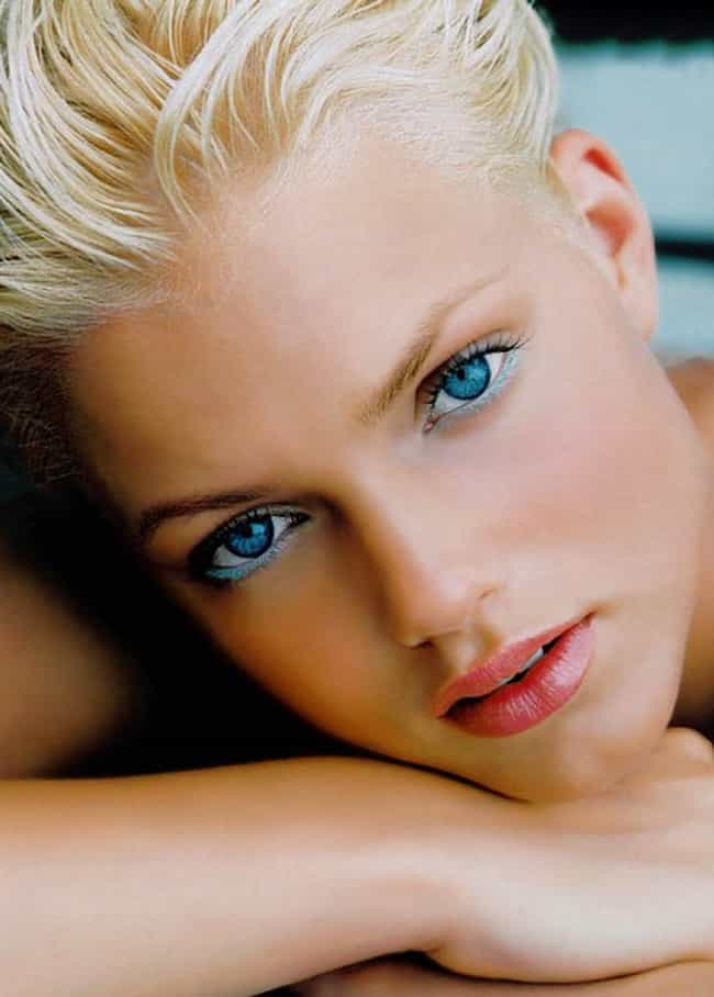 The 33 Most Beautiful Women with Blue Eyes