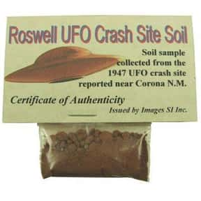 Bags of Dirt from Roswell, New is listed (or ranked) 22 on the list The Most WTF Things You Can Buy on Amazon