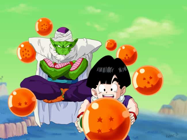Piccolo and Gohan are Closer i... is listed (or ranked) 4 on the list 32 Fun Facts About the Dragon Ball Z Series