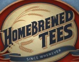 Homebrewed Tees on Random Best Websites for Funny T-Shirts