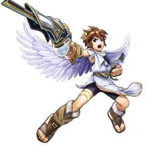 Kid Icarus is listed (or ranked) 16 on the list The Best NES Characters