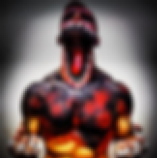 Demon On Fire is listed (or ranked) 1 on the list The Best Of Finn Balor's Body Paint