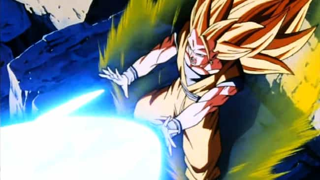 Goku really loves that K... is listed (or ranked) 2 on the list 32 Fun Facts About the Dragon Ball Z Series