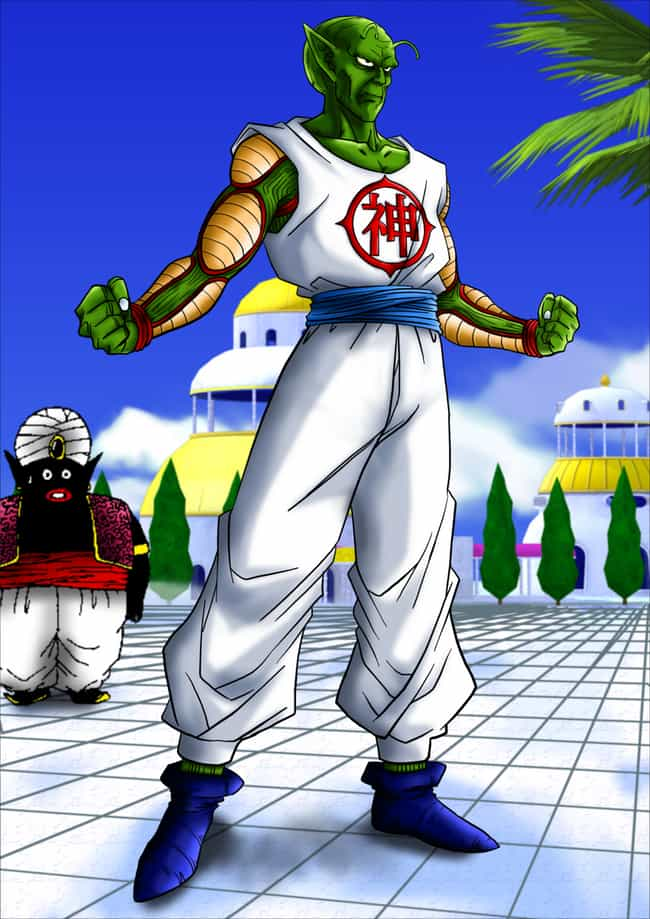 Piccolo Was Briefly the ... is listed (or ranked) 4 on the list 32 Fun Facts About the Dragon Ball Z Series