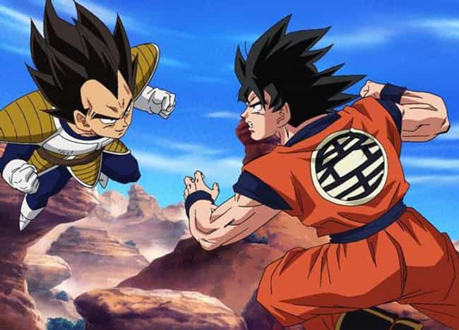 Dragon Ball Involves Just Unde... is listed (or ranked) 4 on the list 32 Fun Facts About the Dragon Ball Z Series