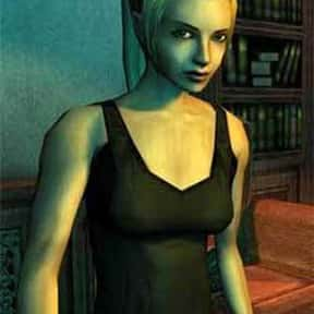 Alexandra Rovias is listed (or ranked) 21 on the list The Best Gamecube Characters