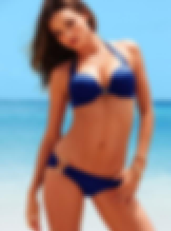 Miranda Kerr in Blue Halter Bi... is listed (or ranked) 1 on the list The Hottest Miranda Kerr Bikini Pics