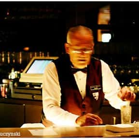 Bartender is listed (or ranked) 15 on the list The Best Second Careers