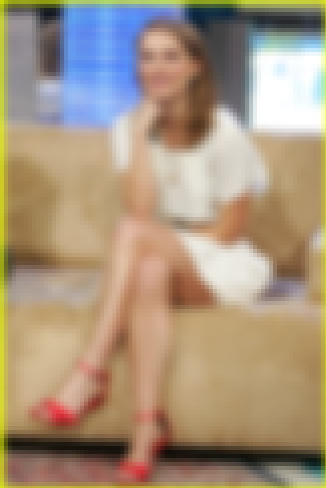 Natalie Portman in her Red Her... is listed (or ranked) 4 on the list Natalie Portman Feet Pics