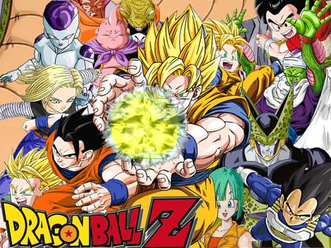 Dragon Ball Z Is One of the To... is listed (or ranked) 1 on the list 32 Fun Facts About the Dragon Ball Z Series
