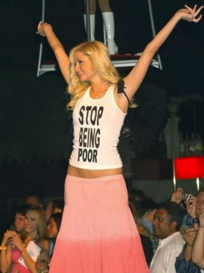 Stop Being Poor is listed (or ranked) 1 on the list Fake Viral Images That Probably Fooled You