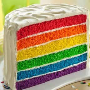 Layer Cake is listed (or ranked) 11 on the list Every Single Type of Cake, Ranked by Deliciousness