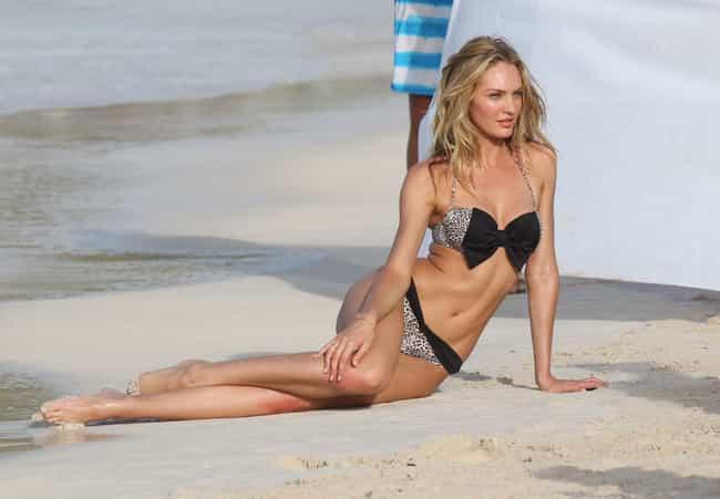 Hottest Candice Swanepoel Bikini Pics