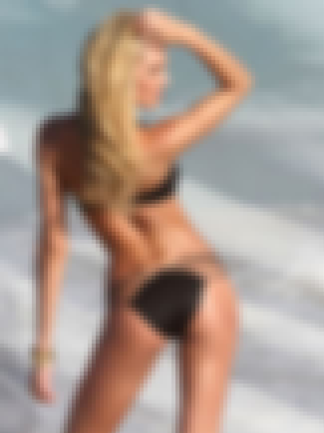 Candice Swanepoel in Black Cut... is listed (or ranked) 4 on the list Hottest Candice Swanepoel Bikini Pics