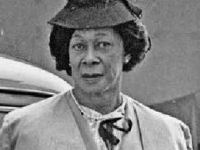 Lucy Hicks Anderson is listed (or ranked) 5 on the list 24 Transgender Historical Figures