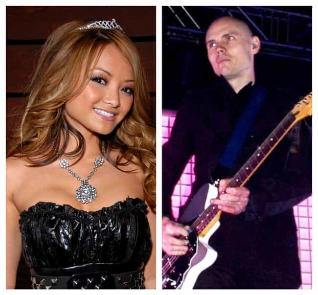 Billy Corgan And Tila Tequila