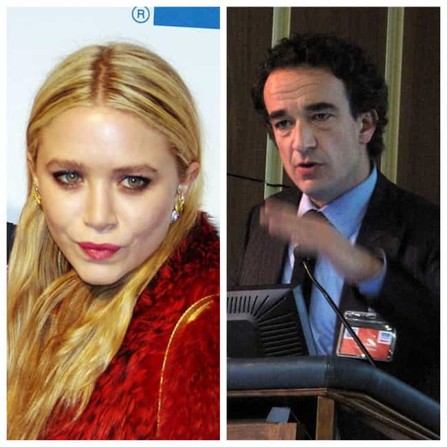 Mary-Kate Olsen And Oliv... is listed (or ranked) 2 on the list The Oddest Celebrity Couples In Recent Memory