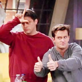 Chandler Bing & Joey Tribb is listed (or ranked) 15 on the list The Best Duos of All Time
