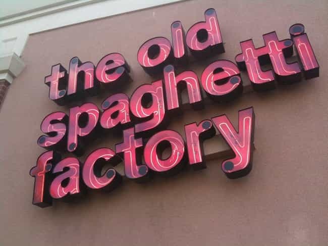It's Not Called the OLD ... is listed (or ranked) 2 on the list Chain Restaurant Secrets That Will Gross You Out Forever