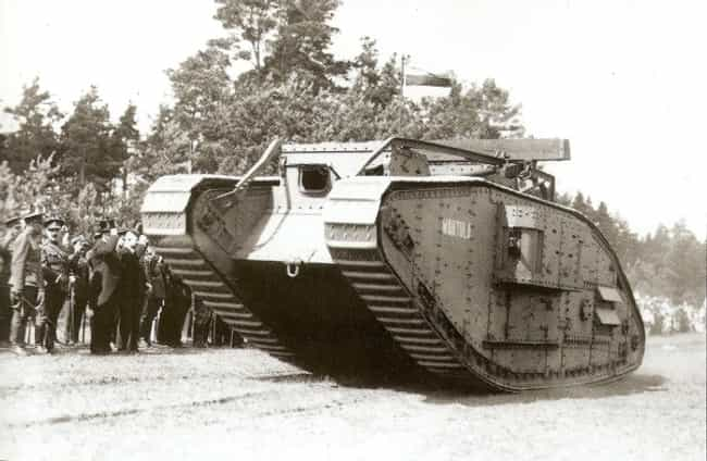 List Of World War Tanks The Greatest Most Powerful And Most - Most powerful countries during world war 1