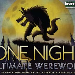 One Night Ultimate Werewolf is listed (or ranked) 7 on the list The Best Board Games For 6-8 Players