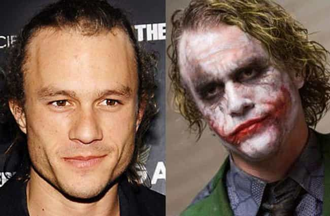 Many Actors Wanted to Play Jok... is listed (or ranked) 3 on the list 33 Fun Facts About the Dark Knight Trilogy