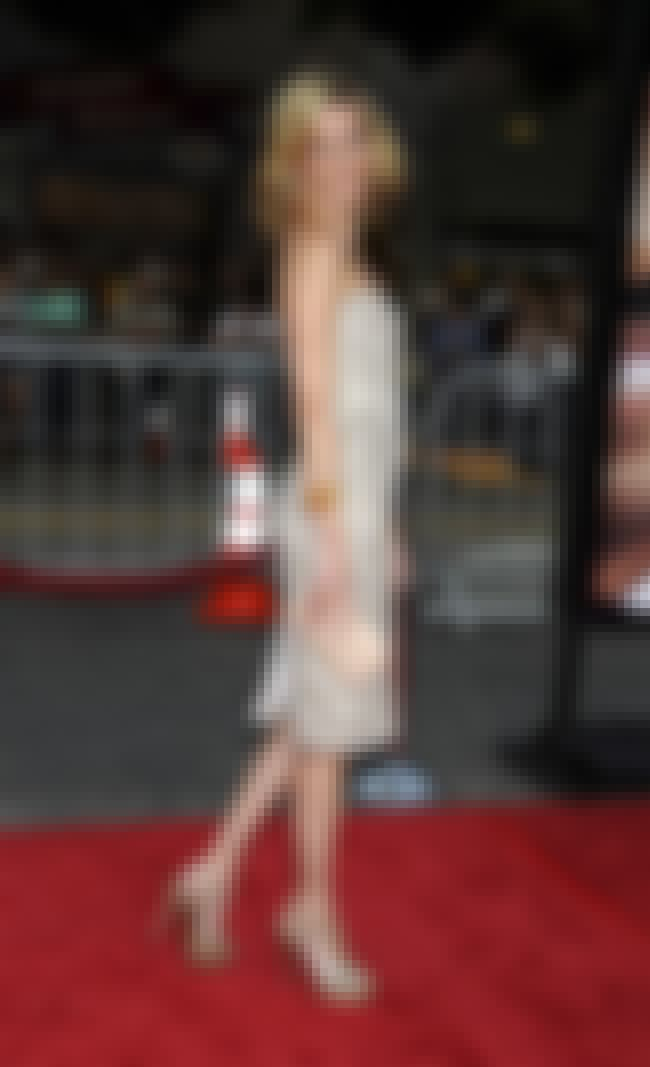 Elizabeth Banks in her T-Strap... is listed (or ranked) 2 on the list Elizabeth Banks Feet Pics